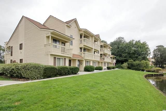 510 Fairwood Lakes Dr. 18N, Myrtle Beach, SC 29588 (MLS #2117480) :: BRG Real Estate