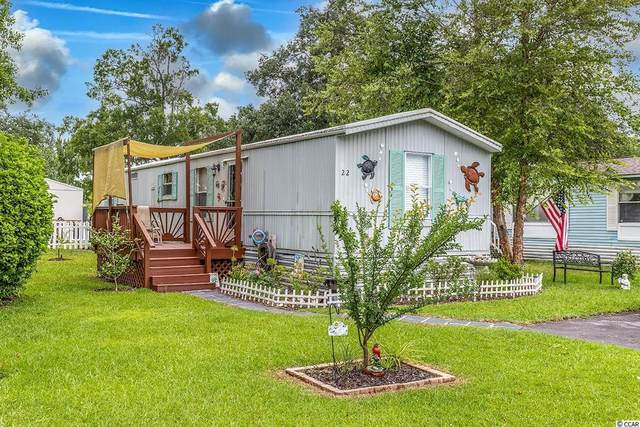 22 Musket St., Murrells Inlet, SC 29576 (MLS #2117481) :: James W. Smith Real Estate Co.