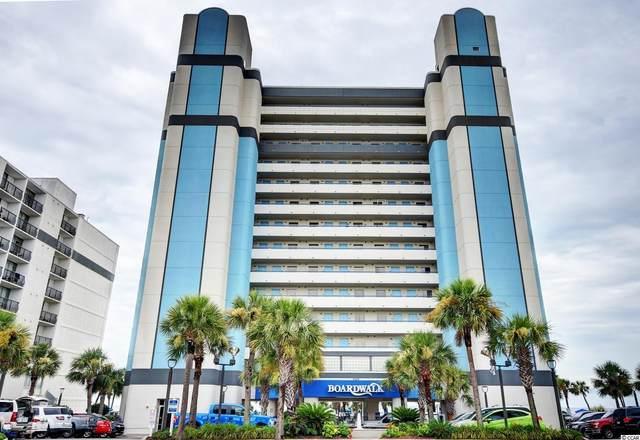 2301 N Ocean Blvd. #631, Myrtle Beach, SC 29577 (MLS #2117487) :: Jerry Pinkas Real Estate Experts, Inc