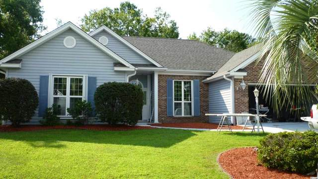 1654 Pennystone Trail, Surfside Beach, SC 29575 (MLS #2117520) :: James W. Smith Real Estate Co.