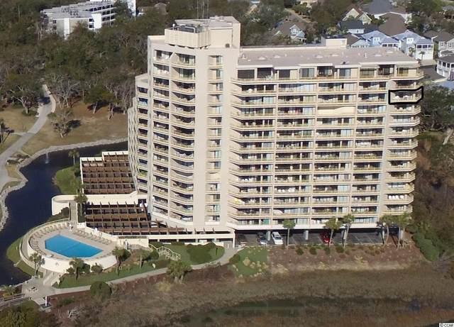 100 Ocean Creek Dr. A-12, Myrtle Beach, SC 29572 (MLS #2117523) :: Coldwell Banker Sea Coast Advantage