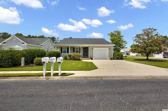 9675 Holladay Dr., Murrells Inlet, SC 29576 (MLS #2117542) :: Sloan Realty Group