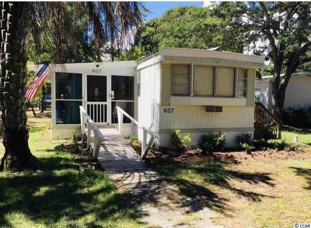 607 Live Oak Dr., Murrells Inlet, SC 29576 (MLS #2117552) :: BRG Real Estate