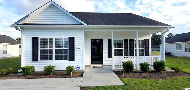 144 Cottage Creek Circle, Conway, SC 29527 (MLS #2117560) :: Chris Manning Communities