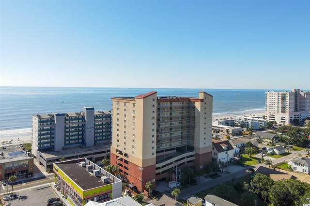 1706 S Ocean Blvd. #401, North Myrtle Beach, SC 29582 (MLS #2117600) :: Scalise Realty