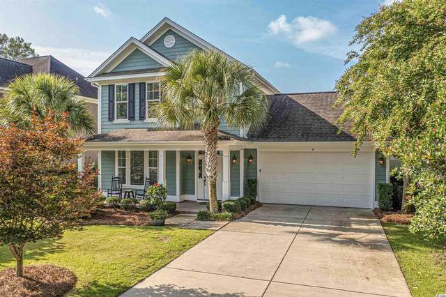 9 Vintners Ln., Murrells Inlet, SC 29576 (MLS #2117633) :: James W. Smith Real Estate Co.