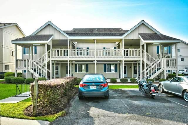 1870 Auburn Ln. J-22, Surfside Beach, SC 29575 (MLS #2117638) :: James W. Smith Real Estate Co.
