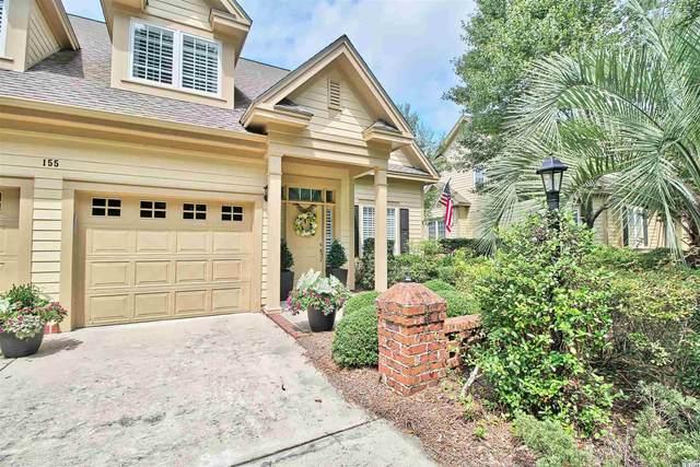 155 Huntington Lake Circle 124-G, Pawleys Island, SC 29585 (MLS #2117696) :: BRG Real Estate