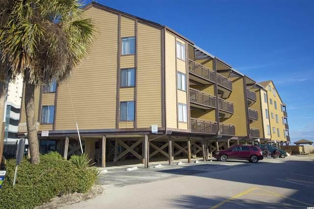 806 N Waccamaw Dr. #203, Garden City Beach, SC 29576 (MLS #2117702) :: James W. Smith Real Estate Co.
