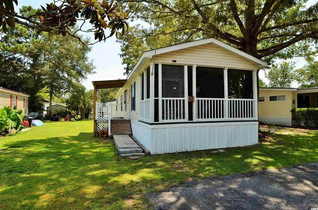 62 Crooked Island Circle, Murrells Inlet, SC 29576 (MLS #2117726) :: James W. Smith Real Estate Co.