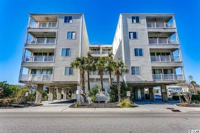 4604 S Ocean Blvd. 1-B, North Myrtle Beach, SC 29582 (MLS #2117739) :: Scalise Realty