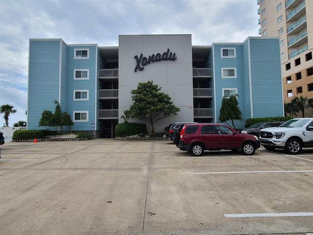 1311 S Ocean Blvd. E3, North Myrtle Beach, SC 29582 (MLS #2117754) :: James W. Smith Real Estate Co.