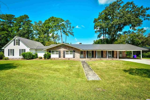 1308 Forest View Rd., Conway, SC 29526 (MLS #2117789) :: James W. Smith Real Estate Co.