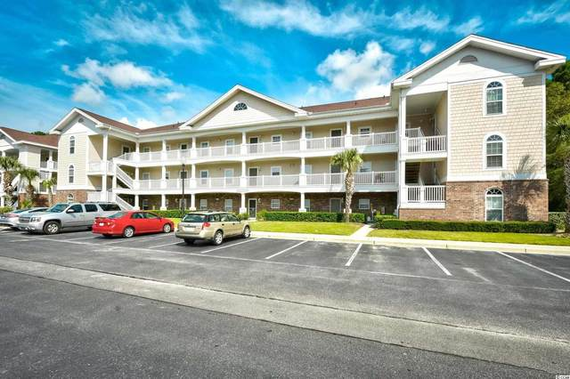 5750 Oyster Catcher Dr. #424, North Myrtle Beach, SC 29582 (MLS #2117824) :: James W. Smith Real Estate Co.