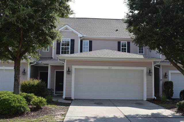 1122 Fairway Ln. #1122, Conway, SC 29526 (MLS #2117827) :: The Lachicotte Company