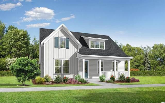 6004 Curran St., Murrells Inlet, SC 29576 (MLS #2117832) :: Garden City Realty, Inc.