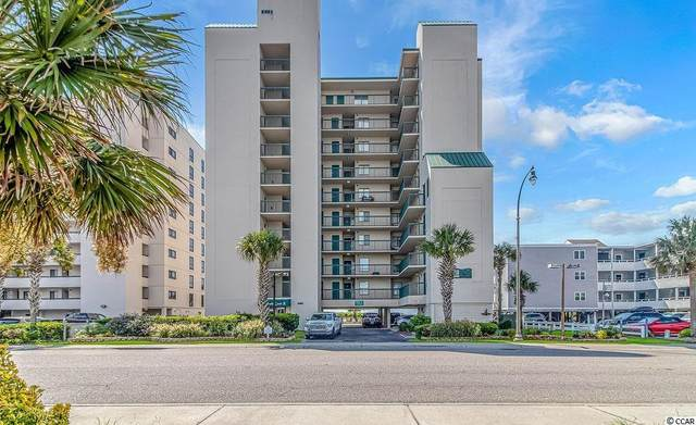 4301 South Ocean Blvd. 7A, North Myrtle Beach, SC 29582 (MLS #2117836) :: James W. Smith Real Estate Co.