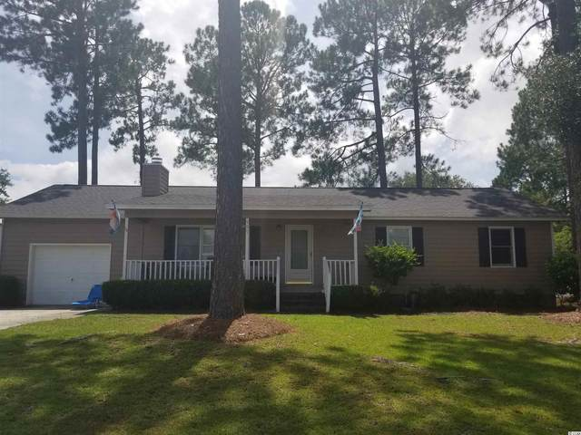 707 Bramblewood Dr., Conway, SC 29526 (MLS #2117855) :: The Lachicotte Company