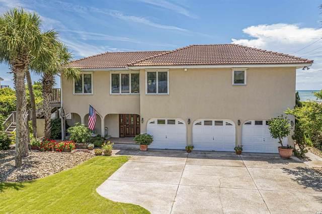 7700 Beach Dr., Myrtle Beach, SC 29572 (MLS #2117863) :: BRG Real Estate