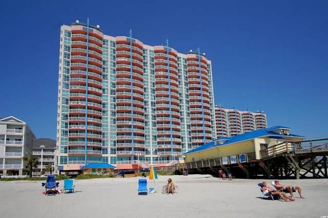 3500 N Ocean Blvd. 409/410, North Myrtle Beach, SC 29582 (MLS #2117869) :: Chris Manning Communities