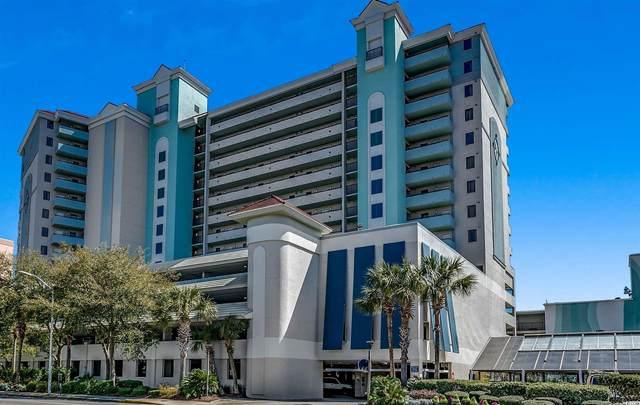2401 Ocean Blvd. S #569, Myrtle Beach, SC 29577 (MLS #2117919) :: BRG Real Estate