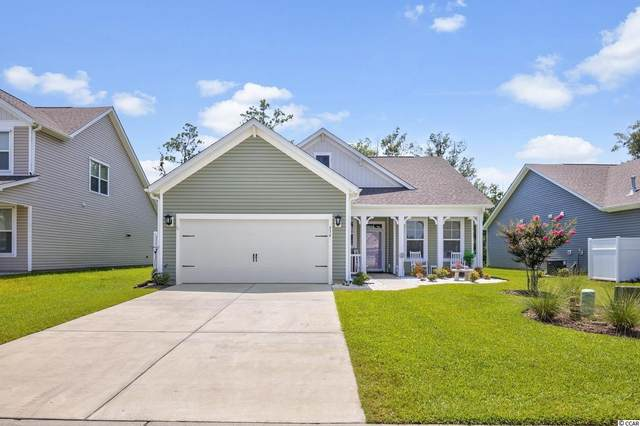 536 Oyster Dr., Myrtle Beach, SC 29588 (MLS #2117936) :: James W. Smith Real Estate Co.