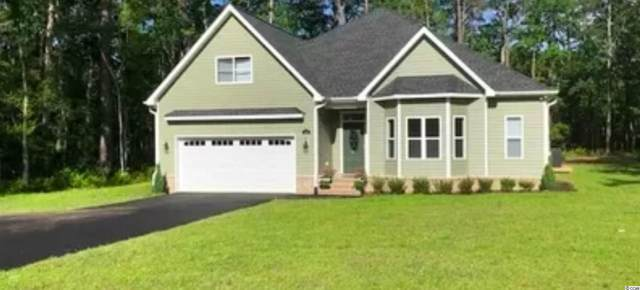306 Hill Dr., Pawleys Island, SC 29585 (MLS #2117955) :: Scalise Realty