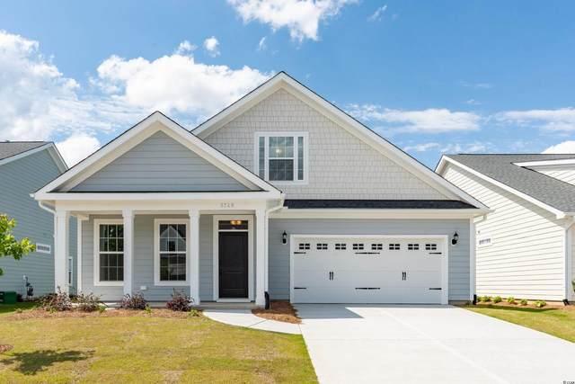 409 Heathside St., Murrells Inlet, SC 29576 (MLS #2117980) :: Duncan Group Properties