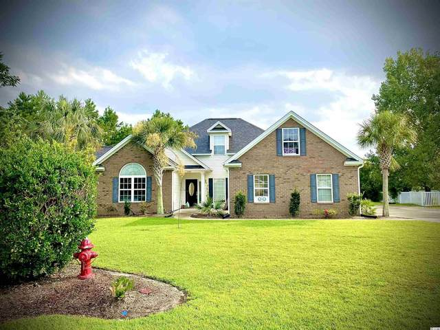 2709 Squealer Lake Trail, Myrtle Beach, SC 29588 (MLS #2118011) :: James W. Smith Real Estate Co.