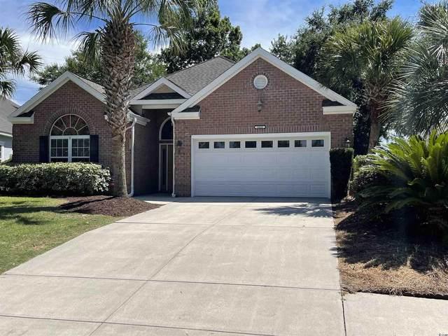 1610 Crosswinds Ave., North Myrtle Beach, SC 29582 (MLS #2118012) :: Duncan Group Properties