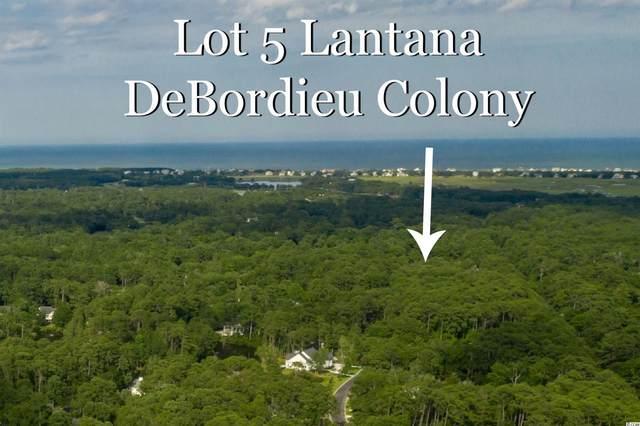 Lot 5 Lantana Circle, Georgetown, SC 29440 (MLS #2118021) :: James W. Smith Real Estate Co.