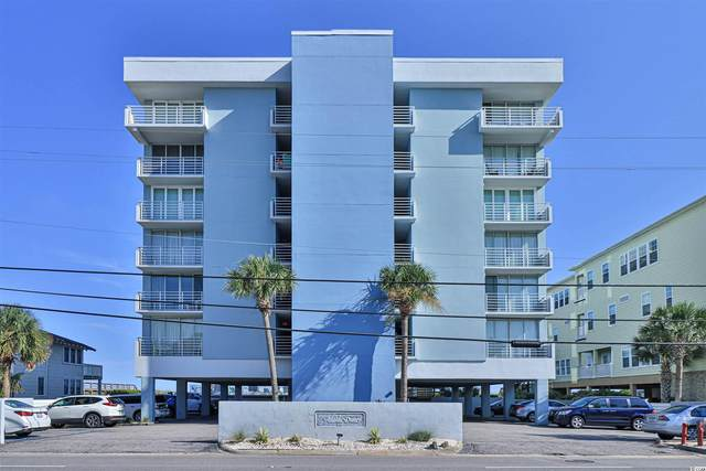 929 S Ocean Blvd. #602, North Myrtle Beach, SC 29582 (MLS #2118068) :: Ryan Korros Team