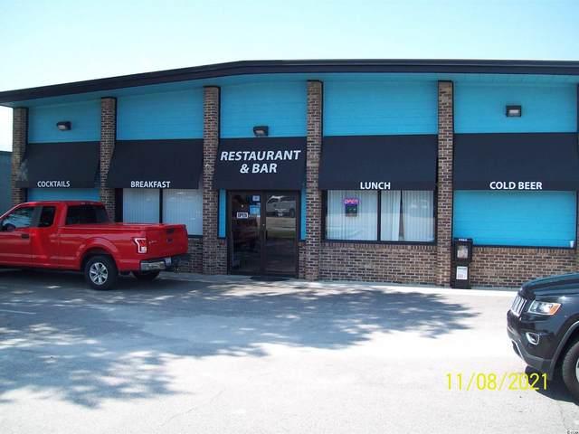 811 Seaboard St., Myrtle Beach, SC 29577 (MLS #2118071) :: Garden City Realty, Inc.