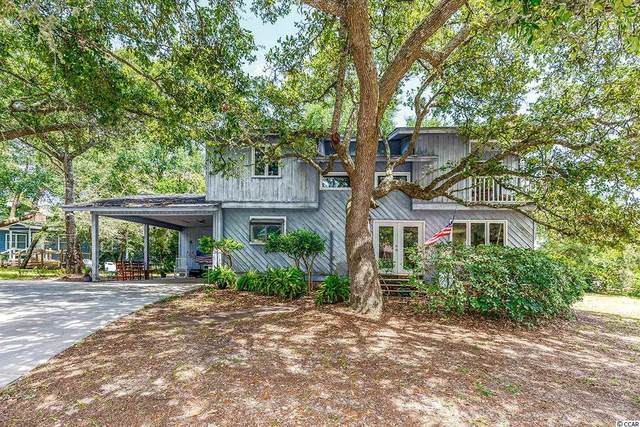 402 2nd Ave. S, North Myrtle Beach, SC 29582 (MLS #2118078) :: BRG Real Estate