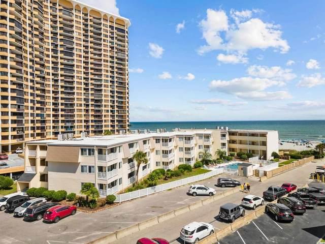 9620 Shore Dr. #307, Myrtle Beach, SC 29572 (MLS #2118085) :: BRG Real Estate