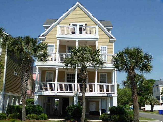 1214 Ocean Blvd. N, Surfside Beach, SC 29575 (MLS #2118096) :: Jerry Pinkas Real Estate Experts, Inc