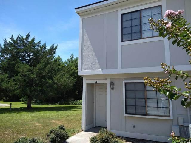 1214 Pinegrove Dr. A, Myrtle Beach, SC 29577 (MLS #2118114) :: Ryan Korros Team