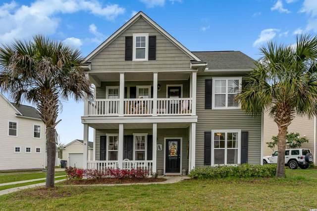 450 Emerson Dr., Myrtle Beach, SC 29579 (MLS #2118128) :: Scalise Realty