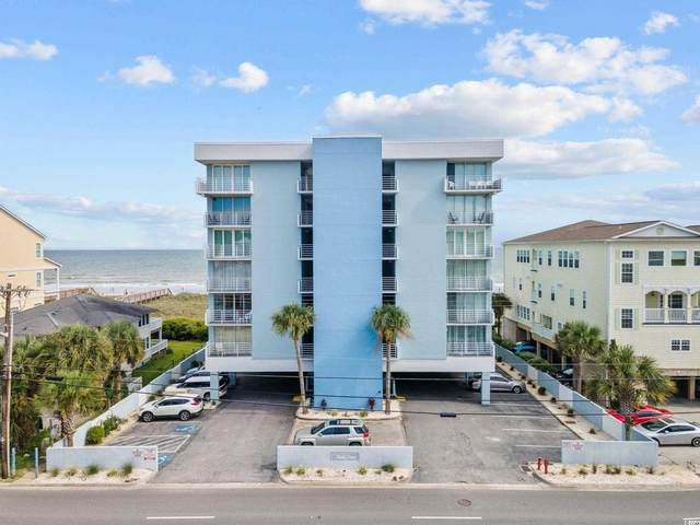 929 S Ocean Blvd. #101, North Myrtle Beach, SC 29582 (MLS #2118129) :: Ryan Korros Team