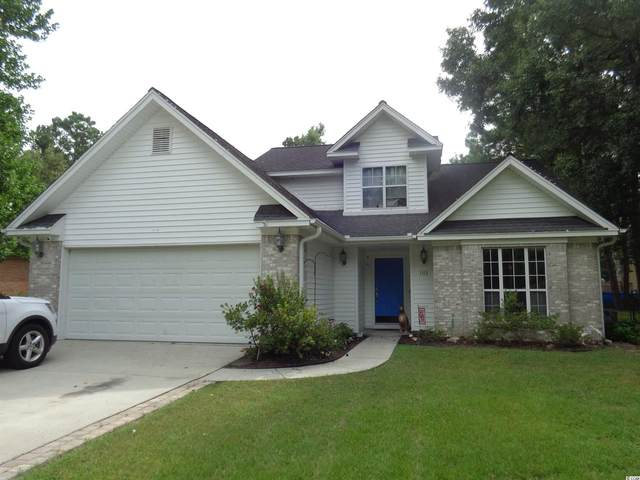1513 27th Ave. N, North Myrtle Beach, SC 29582 (MLS #2118143) :: BRG Real Estate