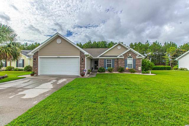 5031 Billy K Trail, Myrtle Beach, SC 29579 (MLS #2118151) :: Jerry Pinkas Real Estate Experts, Inc