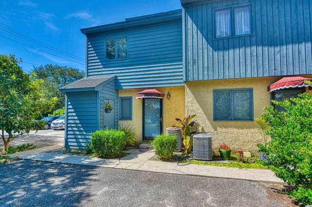 401 10th Ave. S A1, Myrtle Beach, SC 29577 (MLS #2118170) :: James W. Smith Real Estate Co.