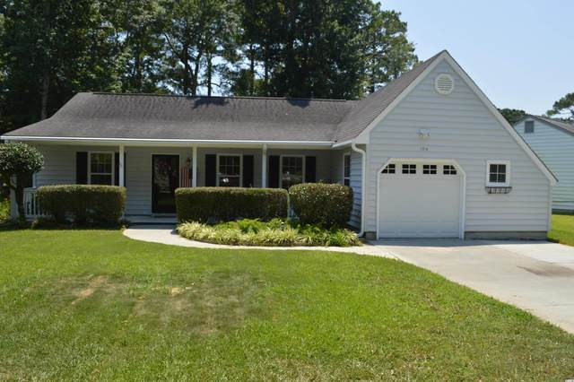104 Woodlake Dr., Murrells Inlet, SC 29576 (MLS #2118254) :: The Lachicotte Company