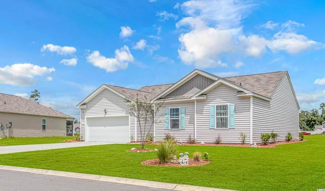 652 Coquina Bay Dr., Conway, SC 29526 (MLS #2118267) :: The Lachicotte Company
