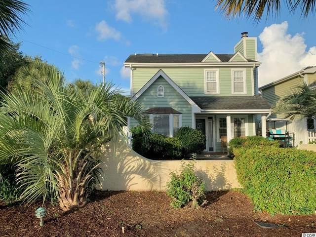 801 9th Ave. S, North Myrtle Beach, SC 29582 (MLS #2118272) :: Chris Manning Communities