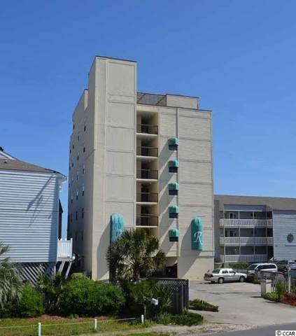 1520 N Waccamaw Dr. #102, Garden City Beach, SC 29576 (MLS #2118275) :: Coldwell Banker Sea Coast Advantage