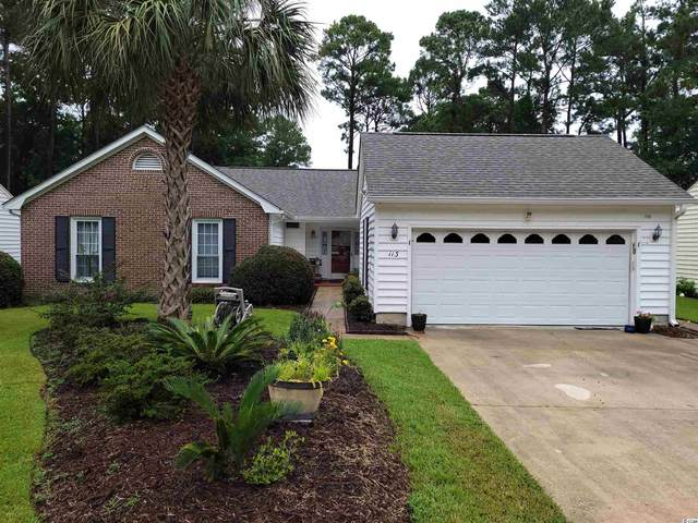 113 Woodlake Dr., Murrells Inlet, SC 29576 (MLS #2118288) :: The Lachicotte Company