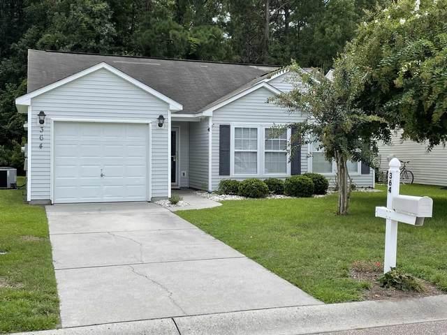 364 Bellegrove Dr., Myrtle Beach, SC 29579 (MLS #2118293) :: Duncan Group Properties