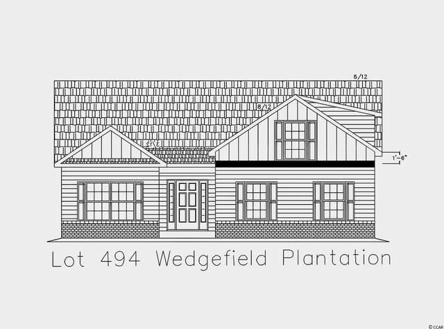 1027 Francis Parker Rd., Georgetown, SC 29440 (MLS #2118304) :: BRG Real Estate