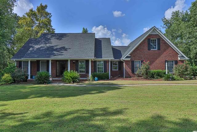 3731 Love Ln., Conway, SC 29527 (MLS #2118308) :: Duncan Group Properties